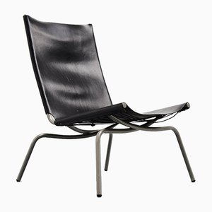 Belgian Crossed Legs Lounge Chair by Fabiaan van Severen, 1998