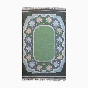Skandinavischer Vintage Teppich von Anna Johanna Angstrom, 1970er