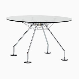 Runder Nomos Tisch von Sir Norman Foster für Tecno, 1987