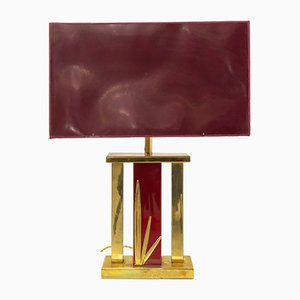 Mid-Century French Table Lamp, 1950s