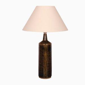 Vintage Ceramic Table Lamp by Per Linnemann-Schmidt for Palshus, 1960s