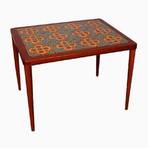 Tavolino da caffè vintage di H. W. Klein, anni '60