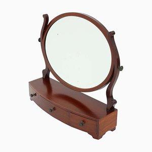 Specchio da parete antico, fine XIX secolo