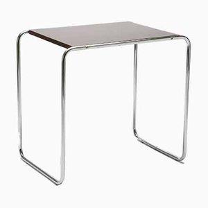 Table d'Appoint Bauhaus Vintage par Marcel Breuer pour Mücke Melder
