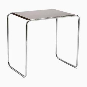 Vintage Bauhaus Side Table by Marcel Breuer for Mücke Melder