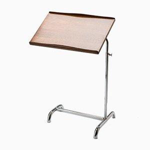 Table d'Appoint Tubulaire Bauhaus Vintage par H. Beck pour Mücke Melder