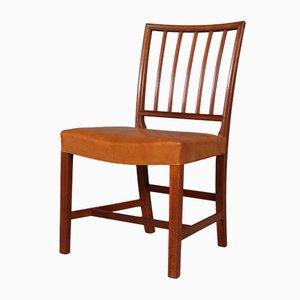 Model Pariser Cuban Mahogany Dining Chair from Jacob Kjær, 1930s