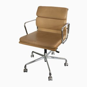 Vintage EA 217 Swivel Chair by Charles & Ray Eames for Vitra, 1990s