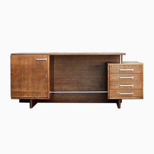 Functionalist Desk by Jiri Kroha, 1930s