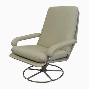 Model 400 Swivel Lounge Chair by Jan des Bouvrie for Gelderland, 1979