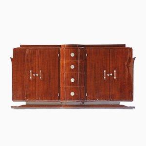 Vintage Rosewood Art Deco Sideboard