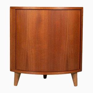 Danish Teak Cabinet from Poul Hundevad, 1960s