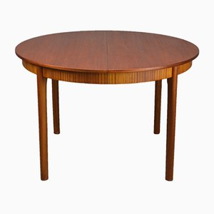 Mid-Century Teak Extendable Dining Table from McIntosh, 1970s