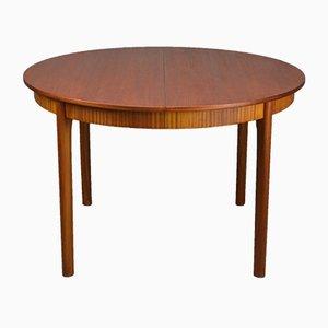 Tavolo da pranzo Mid-Century allungabile in teak di McIntosh, anni '70