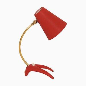 Lámpara de escritorio sueca de Ewa Värnamo, años 50