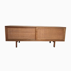 Oak RY 26 Sideboard by Hans J. Wegner for Ry Møbler, 1950s