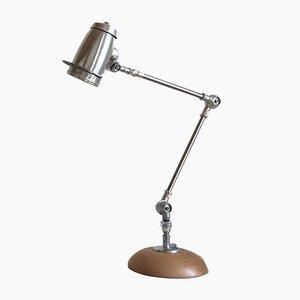 Lámpara de mesa de Ferdinand Solère para SOL-R, años 60