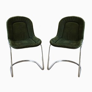 Desk Chairs, 1970s, Set of 2