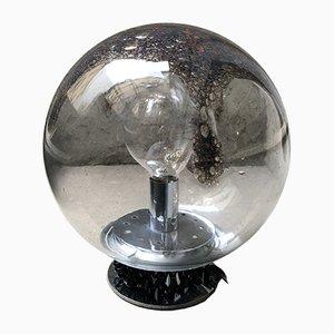 Lámpara de mesa de cristal de Murano de Paolo Venini para Venini, años 60