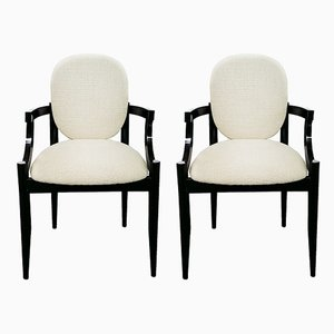 Reno Dining Chairs by Milá, Alfons & Correa for Gres, 1961, Set of 2