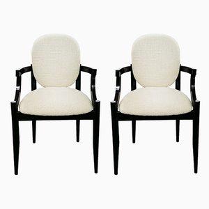 Reno Esszimmerstühle von Milá, Alfons & Correa für Gres, 1961, 2er Set