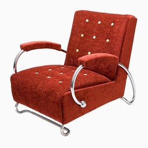 Vintage Bauhaus Lounge Chair by André Lurcat for Hynek Gottwald