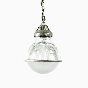 Lámpara colgante de Holophane, años 50