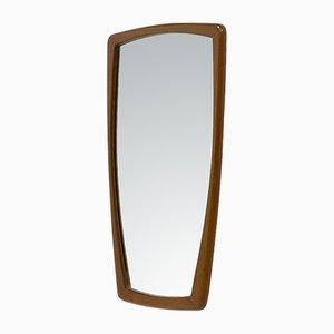 Mis-Century Teak Mirror, 1960s