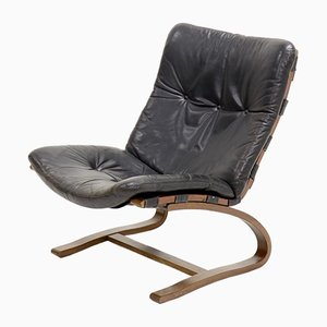 Mid-Century Siesta Lounge Chair by Ingmar Relling for Westnofa, 1968