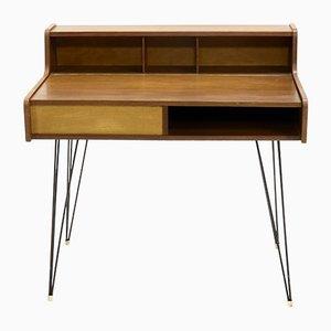 Damen-Schreibtisch mit Hairpin-Beinen von Cees Braakman für Pastoe, 1950er