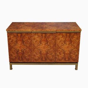 Mueble auxiliar de Guy Lefevre para Maison Jansen, años 70