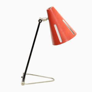Sun Series Desk Lamp by H. Th. J. A. Busquet for Hala, 1950s