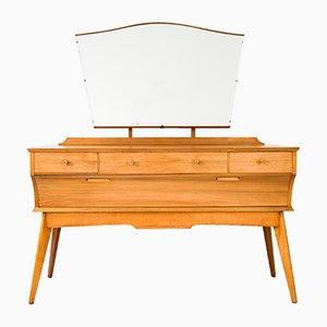 Frisierkommode aus Bergahorn von Alfred Cox für AC Furniture, 1960er