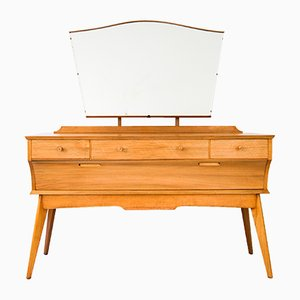 Sycamore Dresser by Alfred Cox for AC Furniture, 1960s