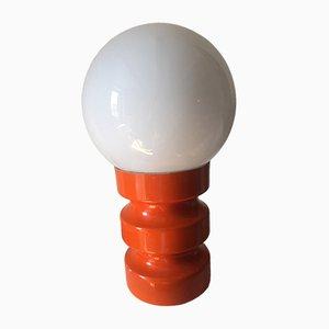 Lámpara de mesa era espacial vintage