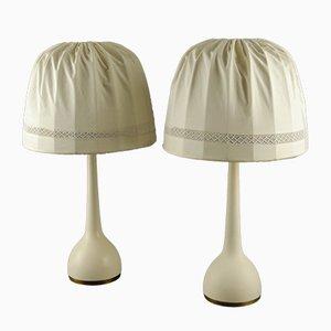 Lámparas de mesa de Hans-Agne Jakobsson para Hans-Agne Jakobsson AB Markaryd, años 60. Juego de 2