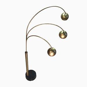 Lámpara de pie Arco de Goffredo Reggiani para Reggiani, años 60