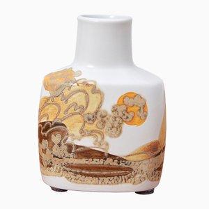 Petit Vase Mid-Century par Ellen Malmer pour Royal Copenhagen, Danemark, 1960s