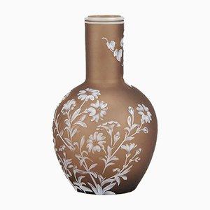 Vase à Fleurs Ancien par Thomas Webb