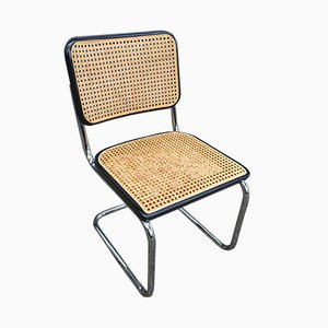 S32 Beech Cantilever Chair by Marcel Breuer for Thonet, 1970s