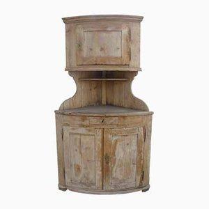 Antiker Biedermeier Schrank