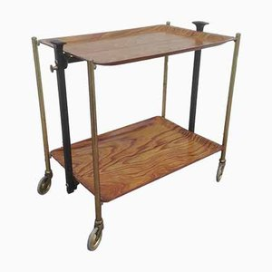 Rosewood Trolley from Gerlinol, 1960s