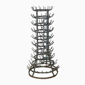Antique Bottle Rack