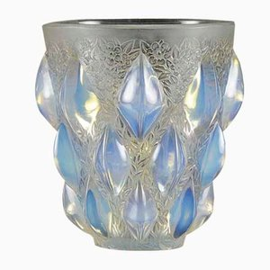 Vase Rampillon par René Lalique, années 30