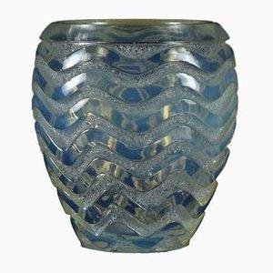 Meanders Vase von René Lalique, 1930er