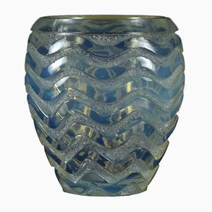 Vaso Meanders di René Lalique, anni '30