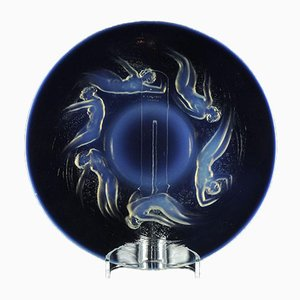 Piatto Ondines di René Lalique, anni '20