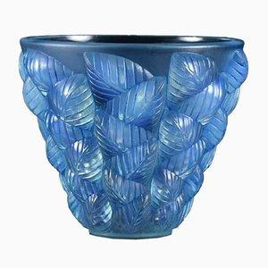 Vase Moissac par René Lalique, années 30