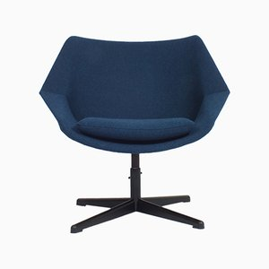 Mid-Century Model FM08 Swivel Chair by Cees Braakman for Pastoe