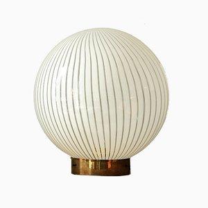 Lámpara de mesa vintage de Paolo Venini, 1968